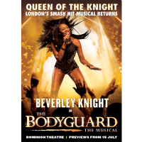 Bodyguard Queen of the knight Poster
